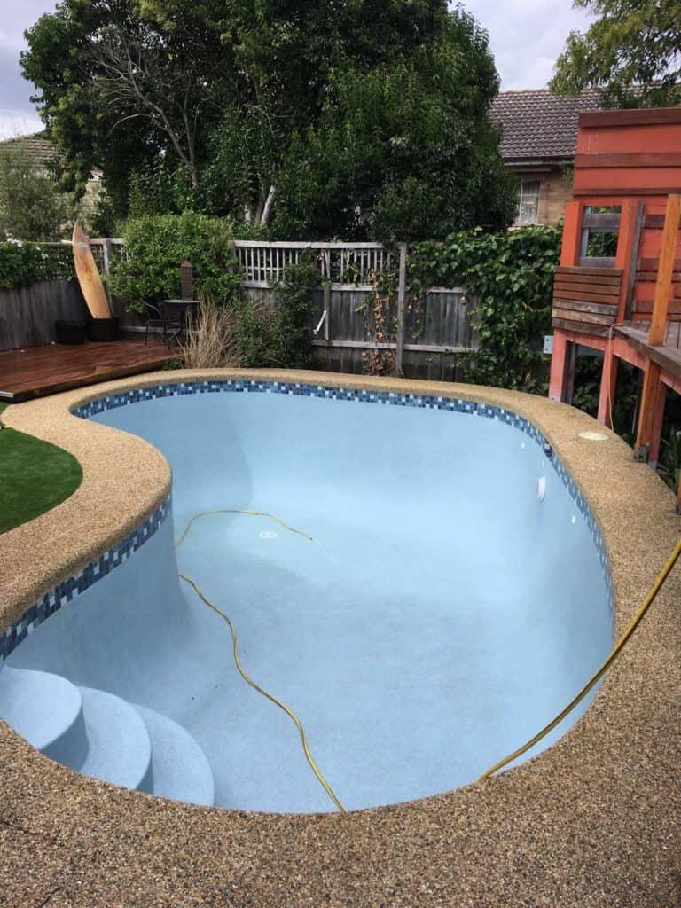 Swimming Pool Refurbishment Repairs Resurfacing Cost Melbourne Coowee