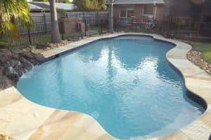 frankston south after pool renovation