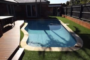 Frankston Pool Renovation
