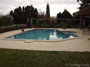 Lysterfield Pool Renovation