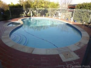 Unknown Location Pool Renovation