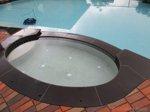 spa renovation