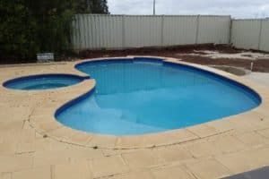 new interior and water line tiles in caroline springs