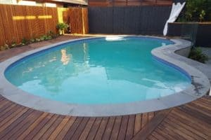 CooWee Pools full pool renovation completed in Glen Iris