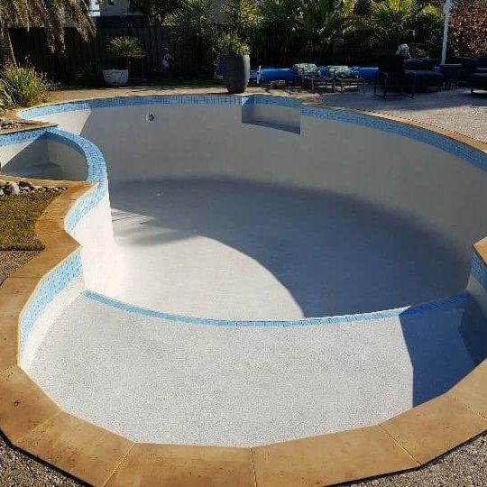 Pool restoration Sunbury before