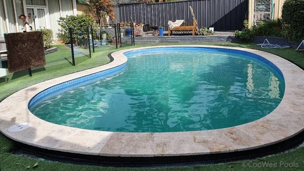 Mt Eliza pool renovation complete